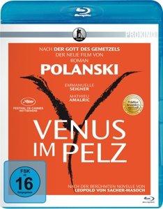 Venus im Pelz (Blu-ray)