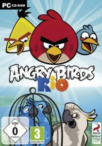 Angry Birds Rio (Software Pyramide)