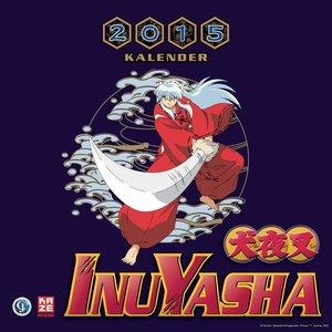 Inu Yasha Wandkalender 2015
