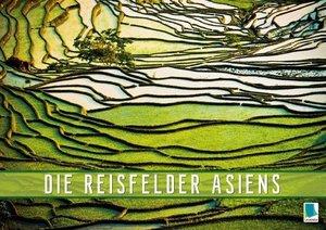 Die Reisfelder Asiens (Posterbuch DIN A4 quer)