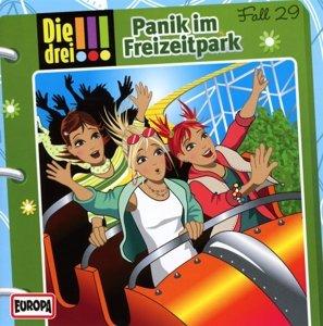 Die drei !!! 29: Panik im Freizeitpark (Ausrufezeichen)