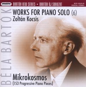 Werke für Klavier solo vol.6: Mikrokosmos