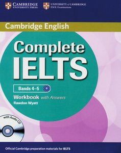 Complete IELTS / Foundation: Workbook with answers with Audio CD