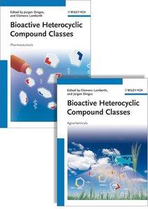 Bioactive Heterocyclic Compound Classes. 2 Volume Set