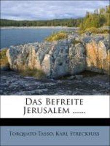 Das Befreite Jerusalem ...... Erster Theil