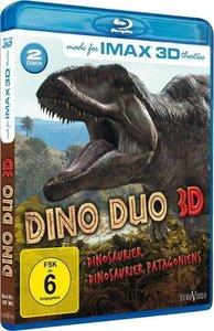 IMAX(R): Dino Duo 3D (Blu-ray 3D)
