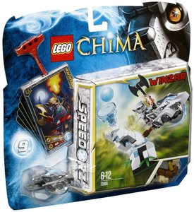 LEGO® Legends of Chima 70106 - Eisturm