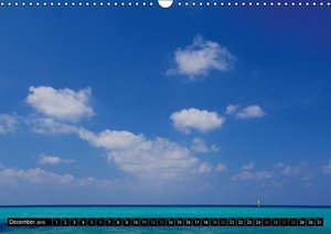 MALDIVES - UK Version (Wall Calendar 2015 DIN A3 Landscape)