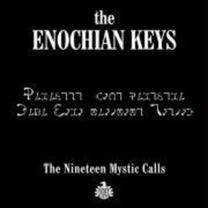 The Enochian Keys. CD