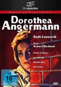 Dorothea Angermann - von Robert Siodmak mit Ruth Leuwerik