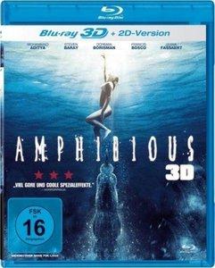 Amphibious 2D/3D