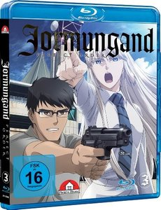 Jormungand - Blu-ray Vol. 3