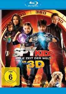 Spy Kids - Alle Zeit der Welt 3D