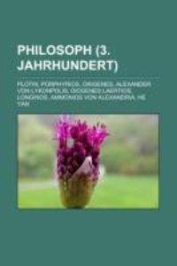 Philosoph (3. Jahrhundert)