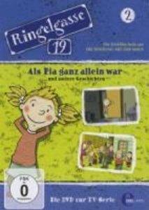 (2)DVD z.TV-Serie-Als Pia Ganz Allein War
