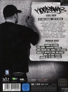 Tot oder Lebendig Live DVD