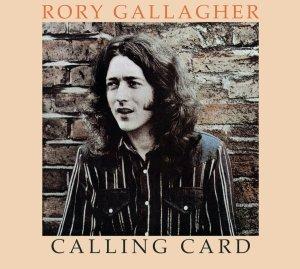 Gallagher, R: Calling Card