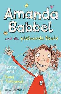 Amanda Babbel und die platzende Paula