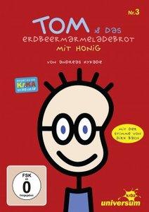 Tom und das Erdbeermarmeladebrot mit Honig DVD 3