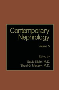 Contemporary Nephrology