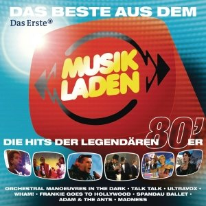 MUSIKLADEN: Die legendären 80er Hits