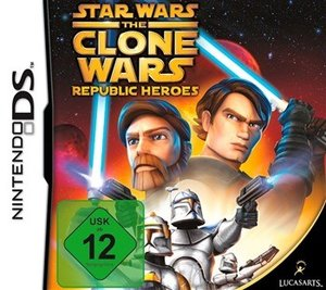 Star Wars - The Clone Wars: Republic Heroes (Software Pyramide)