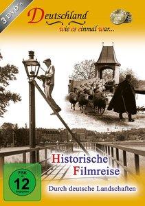 Historische Filmreise-durch deutsche Landschaften