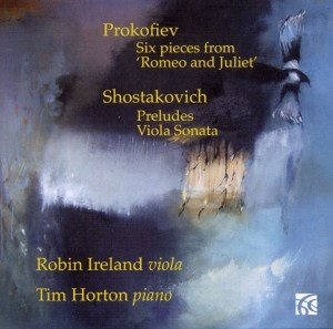 Six Pieces From Romeo & Juliet/Preludes/Violasonat