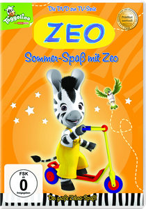 ZEO - Sommer-Spaß mit ZEO - Die DVD zur TV Serie