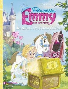Prinzessin Emmy und ihre Pferde - Der Schatz von Schloss Kobalt