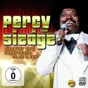 Sledge, P: Discover Soul Superstars (CD+DVD)