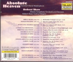 Absolute Heaven/Essential C.