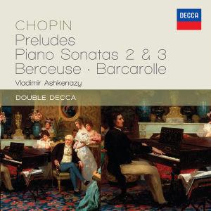 Preludes/Piano Sonatas 2,3/Barcarolle