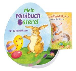Mein Minibuch-Osterei
