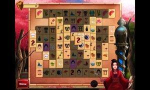 2D Mahjong Tempel