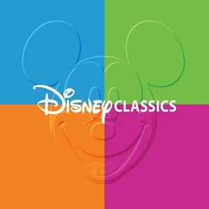 Disney Classics 4-CD Box-Set
