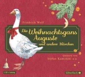 F.Wolf: Die Weihnachtsgans Auguste U.A.Märchen
