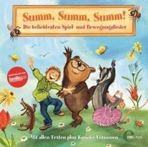 Summ,Summ,Summ-Beliebtesten Spiel-&Bewegungslieder