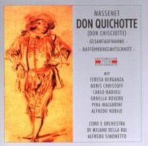 Don Quichotte (Don Chisciotte)