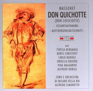 Don Quichotte (Don Chisciotte)