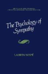 The Psychology of Sympathy