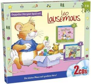 Leo Lausemaus D-CD Box (Folge 7+8)