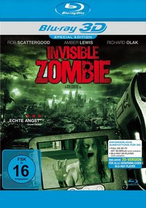Invisible Zombie (Real 3d Blu-Ray)