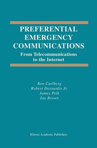 Preferential Emergency Communications