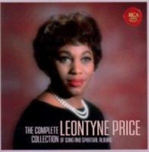 Leontyne Price-Compl.Album Coll.Songs & Spirituals