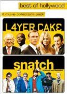 Snatch - Schweine und Diamanten / Layer Cake