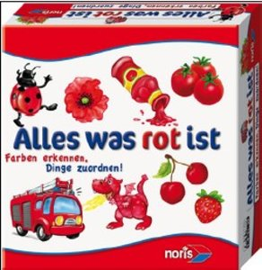 Noris 606011138 - Alles was rot ist