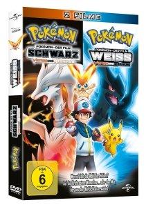 Pokémon - Der Film: SCHWARZ - Victini und Reshiram & Pokémon + W