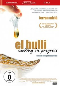 El Bulli-Cooking in Progress