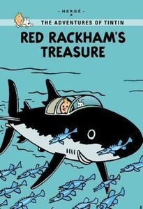 Tintin Young Readers Edition. Red Rackham's Treasure
